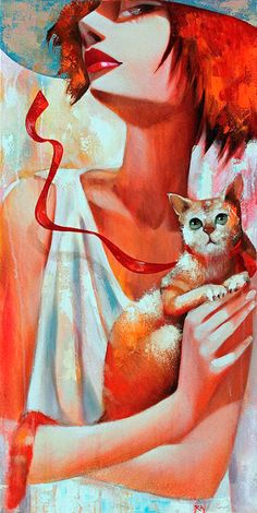 Cats by Ira Tsantekidou