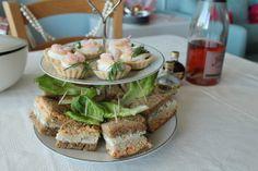 Ketunhäntä keittiössä: Voileipäkakku(leivokset)