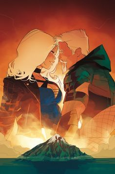 GREEN ARROW VOL. 2: ISLAND OF SCARS TP Written by BENJAMIN PERCY Art by OTTO SCHMIDT, JUAN FERRERYA and STEPHEN BYRNE Cover by OTTO SCHMIDT