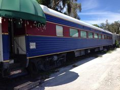 5. Bob's Train, Sarasota