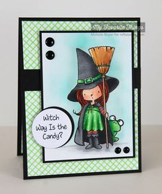 Batty About You, Diagonal Stripes Background, Witch Way Is the Candy?, Circle STAX Set 1 Die-namics, Circle STAX Set 2 Die-namics - Michele Boyer #mftstamps