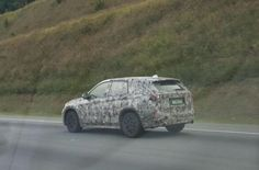 New Review BMW X1 Release Rear Side View Model