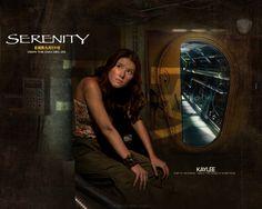 "Jewel Staite as Kaywinnet Lee ""Kaylee"" Frye Firefly Serenity, Serenity Movie, Serenity Ship, Firefly Ship, Kaylee Firefly, Firefly Art, Joss Whedon, Jewel Staite, Sci Fi Shows"