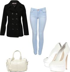 """""""Untitled #63"""" by meghanchcn on Polyvore"""