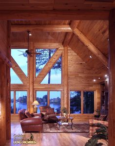Golden Eagle Log Homes, Inc.