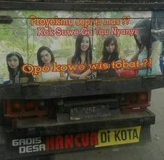 Gadis Desa Hancur di Kota Jokes, Lol, Trucks, Humor, Cats, Funny, Instagram, Laughing So Hard, Gatos