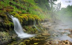 AuTrain Springs, Hiawatha National Forest