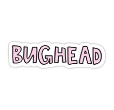 """Bughead Riverdale"" Stickers by alongcamekathy 