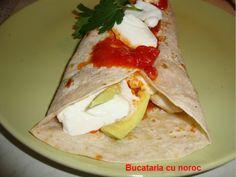 Fajitas mexican cu pui - Bucataria cu noroc Exotic Food, Fajitas, Tacos, Mexican, Ethnic Recipes, Mexicans