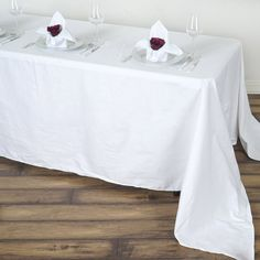 Tablecloth Sizes, Linen Tablecloth, Table Linens, Wedding Tablecloths, Table Covers, Event Decor, Table Settings, Pure Products