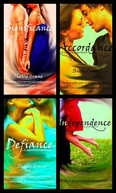 The Significance Series by Shelly Crane.  Loved these books!  I'm pretty sure I read all 4 in 3 days, lol.