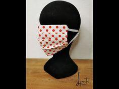 DIY: Coudre un masque de protection, Tuto couture facile. How to make the face mask. - YouTube