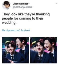 Xiumin at the back like he's know everything about chanbaek relationship. We… Xiumin at the back like he's know everything about chanbaek relationship. We stan a president of chanbaek stan Funny Couples Memes, Couple Memes, Funny Relationship Memes, Funny Quotes For Teens, Life Memes, Exo Memes, Memes Humor, Funny Memes, Kpop