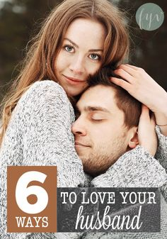 As we all know, marriage is a two-way street, with both man and wife putting their energy into helping the other know that he or she is loved. So in response to my husband's ideas, here are 6 Ways to love your husband. :: fulfillingyourvows.com