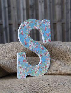 Custom Wood Letter - Monogram - Word - Alphabet
