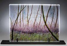 Glass Bird Studios | Angelita Surmon: Leaf and Twig