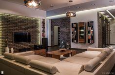 Zdjęcie: Salon - Salon - inGROO | pracownia projektowa