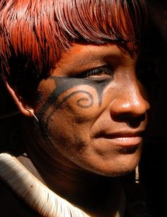 Faces of Brazil - amazons