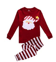 c8f453cd200d Crocodile Pajamas for Girls Cotton Sleepwear Tshirt Pants Clothes ...