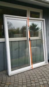 Price Reduced To $250.00 Used Sliding Patio Door