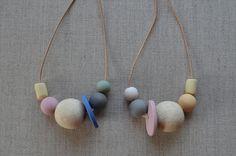 Kodomo necklace van andODesign op Etsy