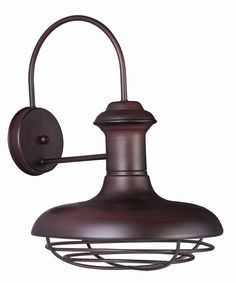 "MaximLighting | 16.75"" Wharf  - One Light Outdoor Wall Lantern"