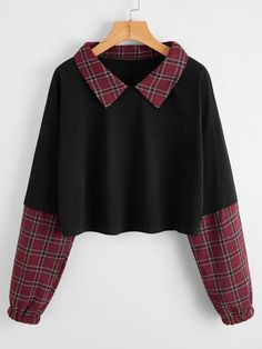 Edgy Outfits, Retro Outfits, Cute Casual Outfits, Girls Fashion Clothes, Teen Fashion Outfits, Kawaii Fashion, Cute Fashion, Fashion Styles, Mein Style