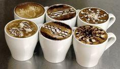 Fancy espresso shots