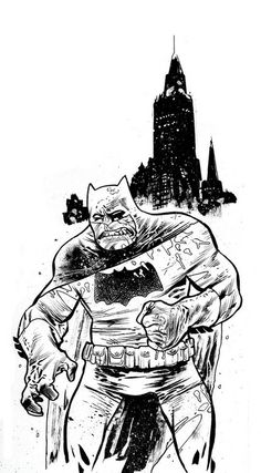 Batman by James Harren