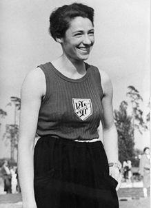 Gretel Bergmann Althea Gibson, Berlin Olympics, National Championship, Athletic Women, Black History, Athlete, Tank Man, Sports, Mens Tops