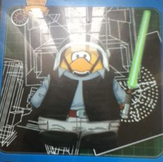 Gameplay Season 2-Day #58-Club Penguin Star Wars Day #10 I was successful yesterday, as you can tell by my penguin. Yep, you can get this by playing that game I showed you guys yesterday. You can also get a pin(award), (I got that and you can see it), and get the background I have! Comment and repin if you like my content! Like and follow to be a TechWizard, it only takes 1.1 seconds! Bye! ;)