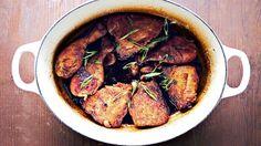Caramel Chicken Recipe | Bon Appetit