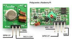PROJEKTY RASPBERRY PI: Sterowanie gniazdkami 433 MHz bezpośrednio z Raspberry Pi z Domoticz