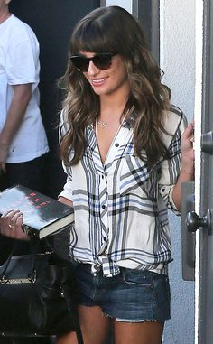 Lea Michele from The Big Picture: Today's Hot Pics! | E! Online