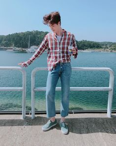 Clear sky. Blue sea. Good weather. And a perfect man ☺