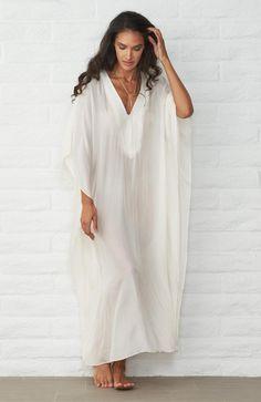 V-neck See-through Loose Cover-ups Swimwear /Besiefy Laura Lee, Style Caftan, Muse, Beachwear, Swimwear, Dress First, See Through, African Fashion, Fashion Dresses