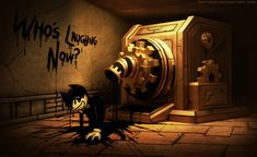 Bendy and the Ink Machine by Neytirix on DeviantArt
