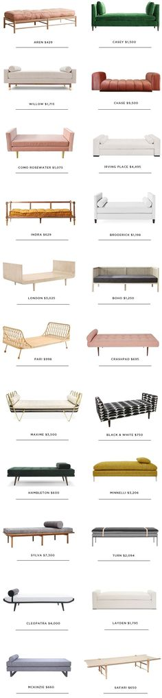 Daybed Round-up | Sarah Sherman Samuel » Home | Bloglovin'