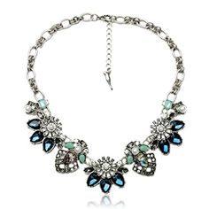 Fun Daisy New Design Jewelry Vintage Multi- Bead Retro Fashion Necklace - xl01260 *** Continue to the product at the image link.