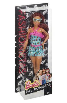 Mattel 'Barbie® Fashionistas™ - 17 Ice Cream Romper' Original Doll available at #Nordstrom