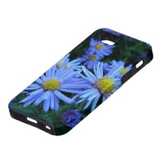 Let your mind run free through this field of delicate blue daisies. A beautiful gift for anyone on any occasion.