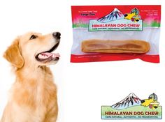 2-Pack of Himalayan Dog Chews (All sizes available) on sale w/ free shipping @Coupaw