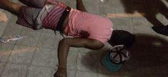 Jovem é morto à tiros perto do banco em Itamaraju