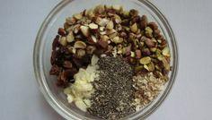 Granola met pistachenoten