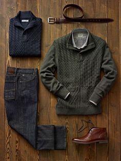 Men's style for Sedona Vacation