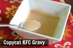 KFC Gravy Recipe #copycat