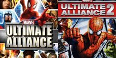 Marvel Ultimate Alliance y Marvel Ultimate Alliance 2 para PS4 y Xbox One
