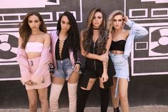 The girls for Glory Days