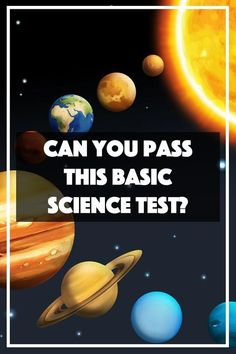 It may have been a while since you were in school, but if science was your thing back in the day, these questions should be no problem! Test your basic science Technology World, Brave Women, Viral Trend, Romantic Moments, Fifth Grade, Science Experiments, Things To Know, Cool Eyes, Funny Kids