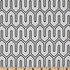 Dwell Studio Maze Work Dove Item Number: UI-140 Our Price: $15.98 per Yard